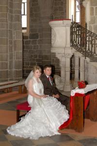 v kostele sv. Martina